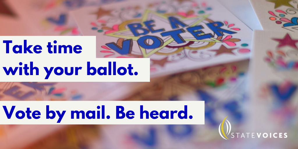 Vote by Mail Graphics